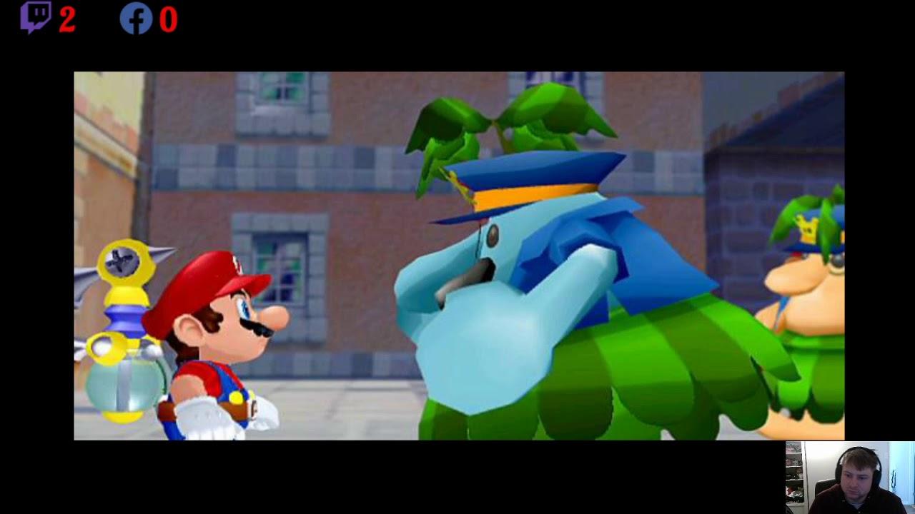 Mario's Vacation