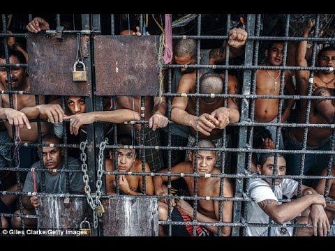 Prison Documentary 2016- Toughest Prison In Honduras- HD- Danli Prison