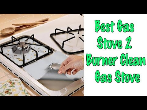 Best Gas stove 2 burner Clean Gas Stove