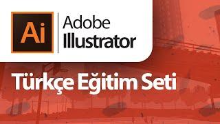 Ücretsiz Online Logo Yapımı Eğitimi 13/22 (Illustrator Dersleri)