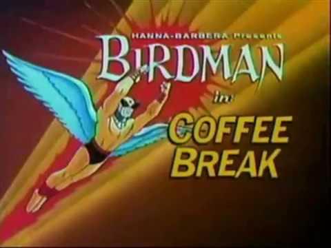 rare cartoon network birdman