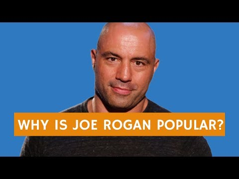 Joe Rogan: The Art of Asking a Question