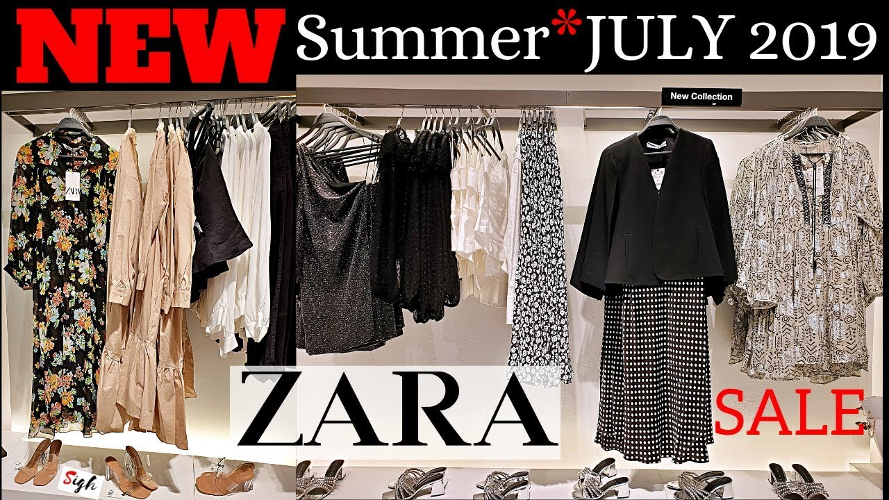 170c50f8 Zara NEW in JULY 2019 Ladies Shoes Bags Collection #SUMMERSALE Continues