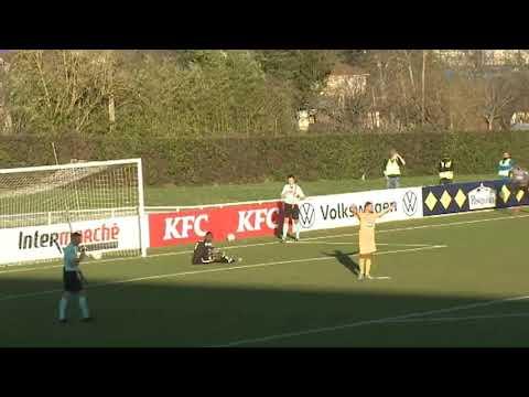 L'improbable tir au but de la qualification de Saint-Louis Neuweg en coupe de France