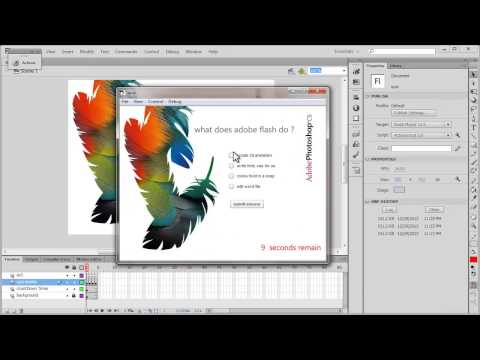 Load Unload Multiple External SWF files Tutorial in Flash ActionScript 3.0 CS3 CS4 CS5.5 from YouTube · Duration:  23 minutes 25 seconds
