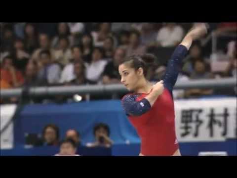 2012 American Cup Gymnastics Promo.