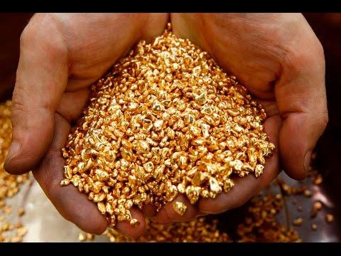 ПОЧЕМУ ЗОЛОТО ЧЕРНЕЕТ? WHY DOES GOLD TURN BLACK?