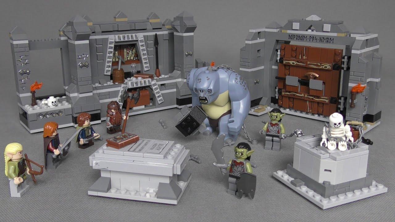 Recenzja Lego Władca Pierścieni Kopalnie Morii Zestaw Lego 9473