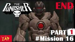 The Punisher •Indonesia• (Gameplay) #Mission16 #Part1 - #END - Ryker's Island
