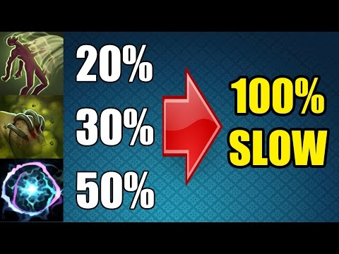 Max Movement Slow in Dota 2   Ability Draft