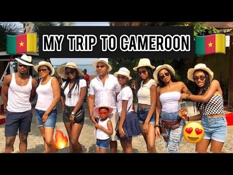 #2 MY TRIP TO CAMEROON THE MOTHERLAND!🇨🇲🔥(PART1) | #VLOG SERIES: EPISODE 1