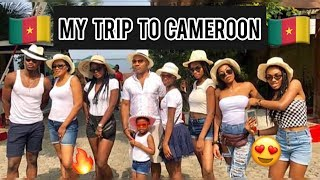 MY TRIP TO CAMEROON THE MOTHERLAND!🇨🇲🔥(PART1) | #VLOG SERIES: EPISODE 1