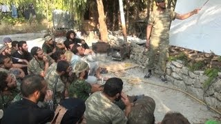 Syria: Executions, Hostage Taking by Rebels