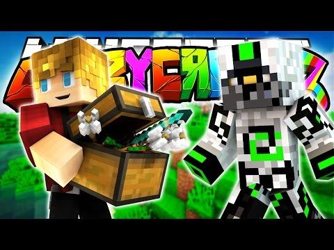 Minecraft Crazy Craft 3.0: Nade's First LUCKY BLOCK! #48