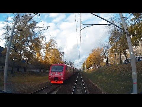 Аэроэкспресс Белорусский вокзал - Шереметьево (09.2014), поездка №3