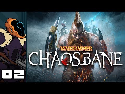 let's-play-warhammer:-chaosbane-[co-op]---pc-gameplay-part-2---check-out-my-mane!