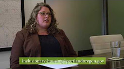 HFO-TV: City of Portland's New Inclusionary Zoning Requirements