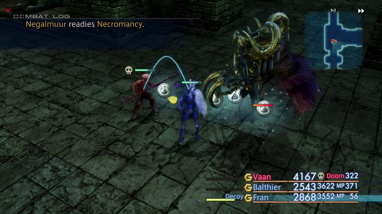 Final Fantasy Xii Zodiac Age - Auto-Leveling Guide Negalmuur-4778