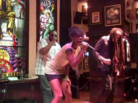 Charles P. Bailey Live at the Hard Rock Cafe in Philly