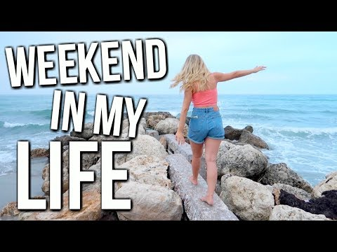 Weekend in My Life: The Palm Beaches