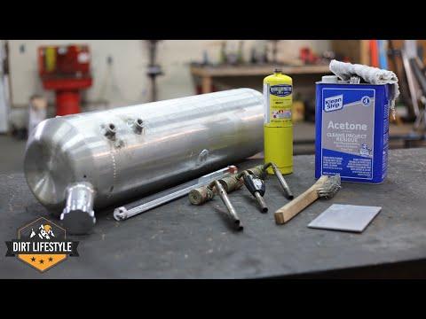 Amazon&39;s CHEAP Alternative To Aluminum Welding Alumaloy