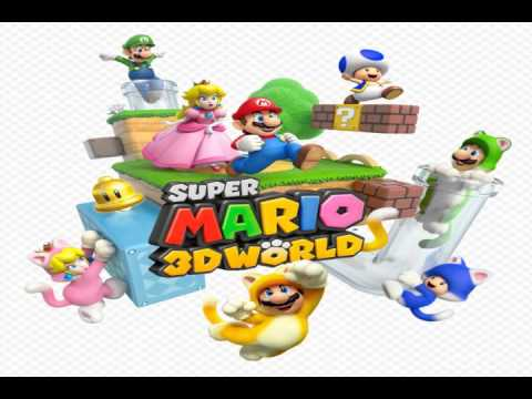 Super Mario 3D World - Miss!/Too Bad! (Death Music)