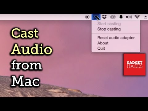 Cast Music or Any Other Audio Type from Your Mac to Chromecast [How-To]