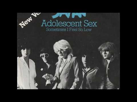 Japan - Adolescent Sex - 1978