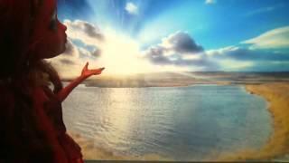 Stop motion Клип: Оранжевое солнце в облаках✴