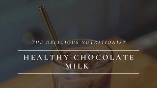 How To Make Vegan Chocolate Milk