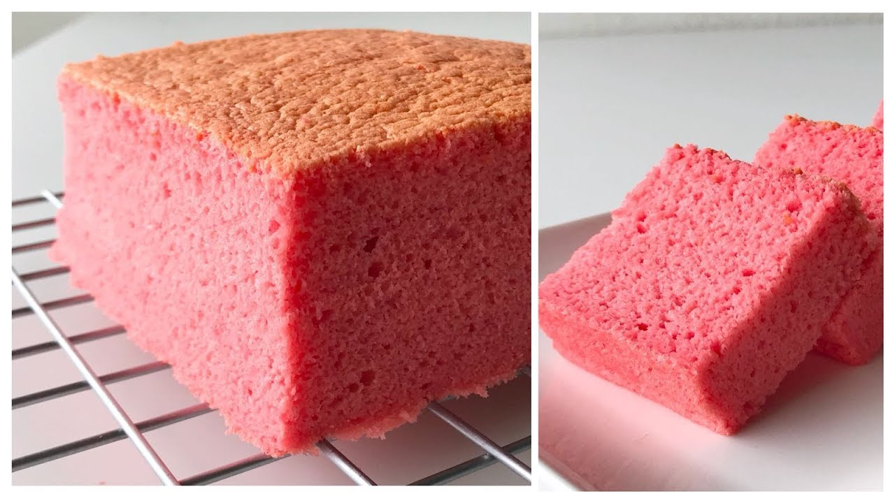 Sirap Bandung Ogura Cake Milky Rose