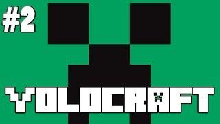 YOLOCRAFT - MINECRAFT - Season 3 - Part 2 W/ Blitzwinger & Gamer (Survival) (HD)