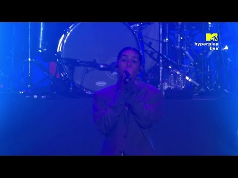 Alessia Cara - Here (Live at MTV Hyperplay 2018)