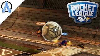 Rocket League com a Morcegaria - Só Tem Mentira Nesse Time !