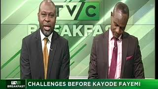 Video TVC Breakfast 19th July, 2018 | Challenges before Fayemi download MP3, 3GP, MP4, WEBM, AVI, FLV Juli 2018