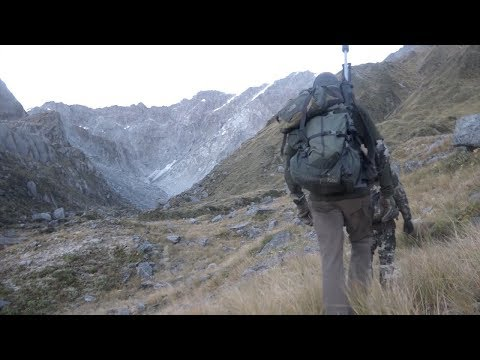 The Shooting Show Christmas special - New Zealand mountain hunt