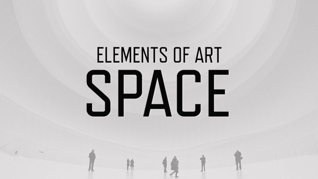 Elements Of Art Space Definition : Elements of art space kqed arts youtube