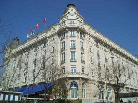 Hotel ritz casino in london