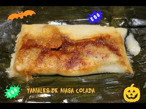 TAMALES DE MASA COLADA––MIMI BEAUTY