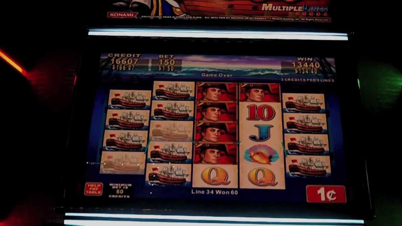 treasure voyage slot machine