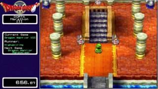 Dragon Quest RTA Marathon III - Dragon Warrior VII (PS1) Part 1