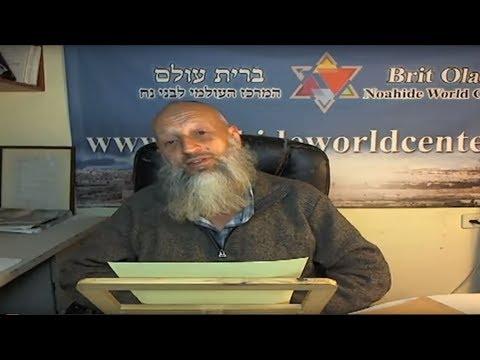 Йерушалаим Сердце Мира, рав Йона Левин