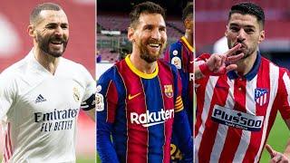 WHO WILL WIN THE LA LIGA TITLE? Atletico Madrid, Barcelona Or Real Madrid?