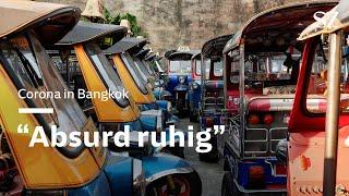 Corona in Bangkok -