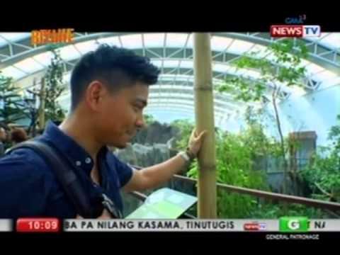 Biyahe ni Drew: Singapore's 3-in-1 zoo package