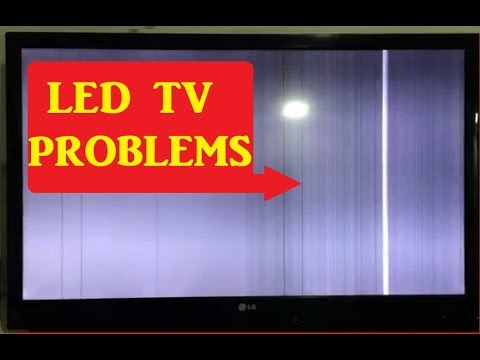 Sony LED TV Problems In Detail
