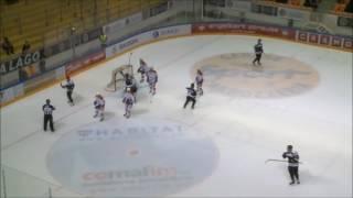 Preseason HC Lugano vs  Kloten Flyers