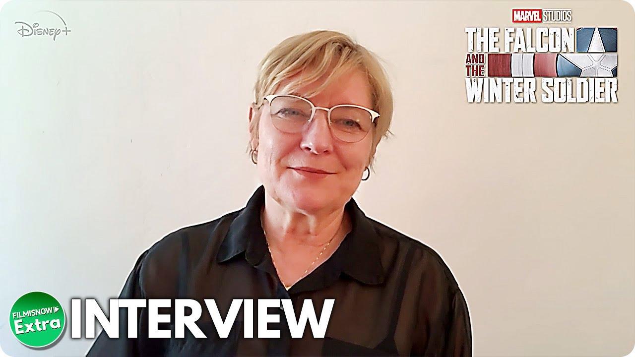 THE FALCON AND THE WINTER SOLDIER | Kari Skogland Post Finale Interview