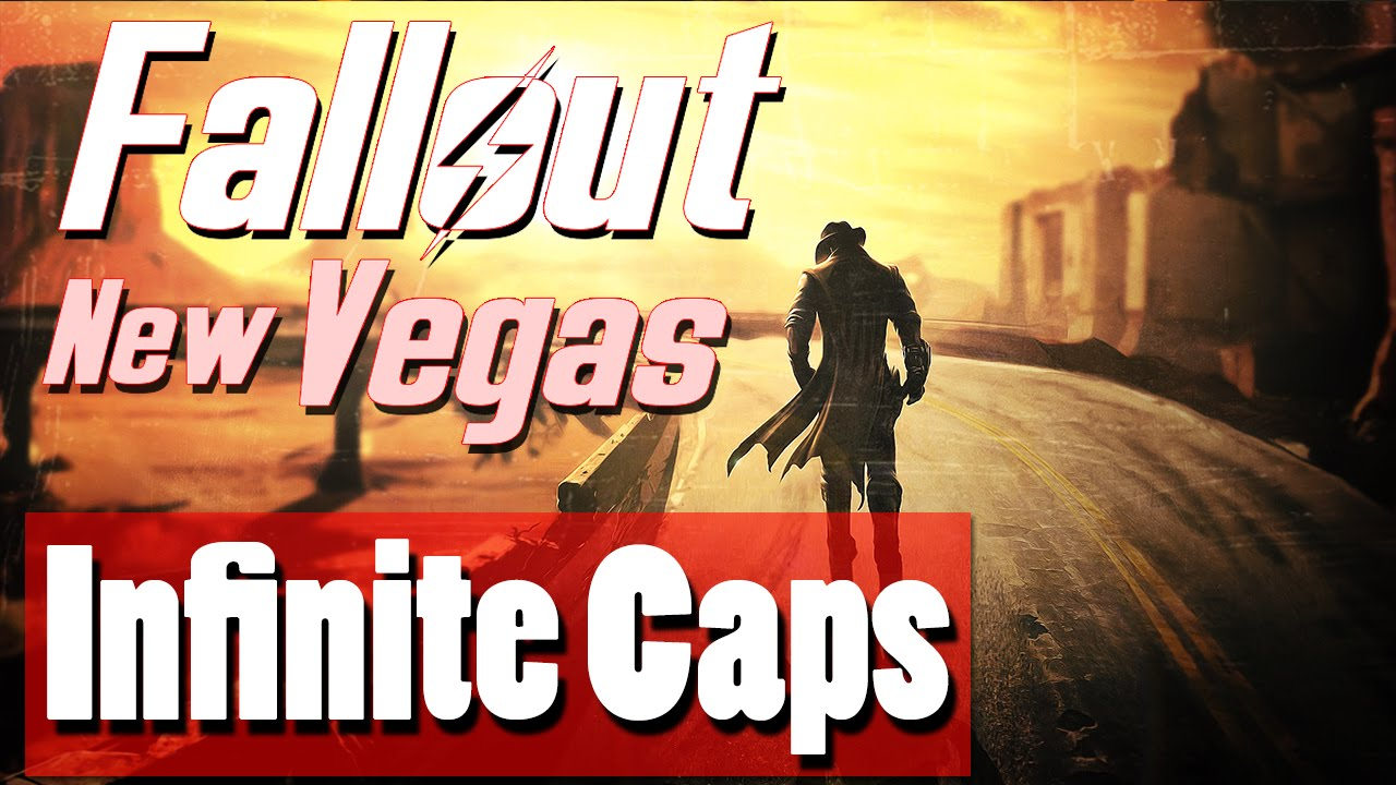 How to get lots of caps in fallout new vegas