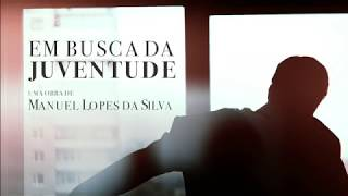 capa de Em Busca da Juventude de Manuel Lopes da Silva
